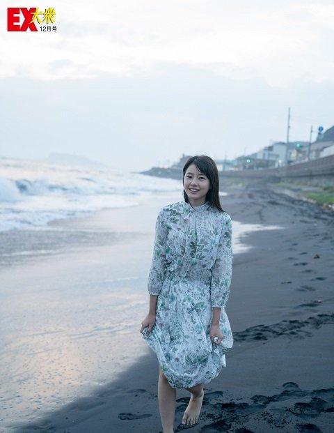 【本誌未公開】STU48瀧野由美子さん編<EX大衆12月号>の画像006