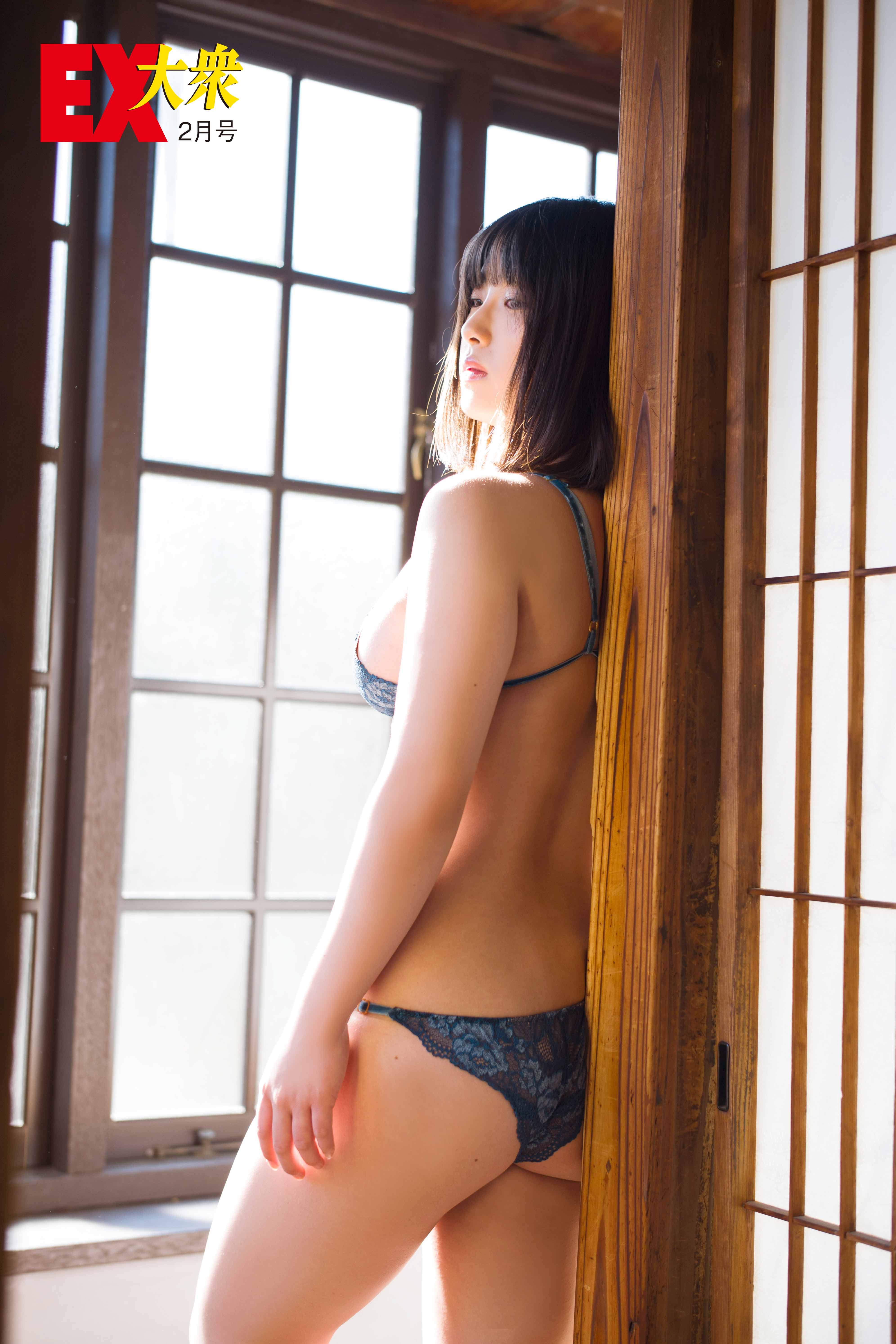 大間乃トーコ「今野杏南さんを見て本当にけしからんと思って(笑)、そこから一気にグラビアにハマったんです」【独占告白2/9】【画像6枚】の画像005