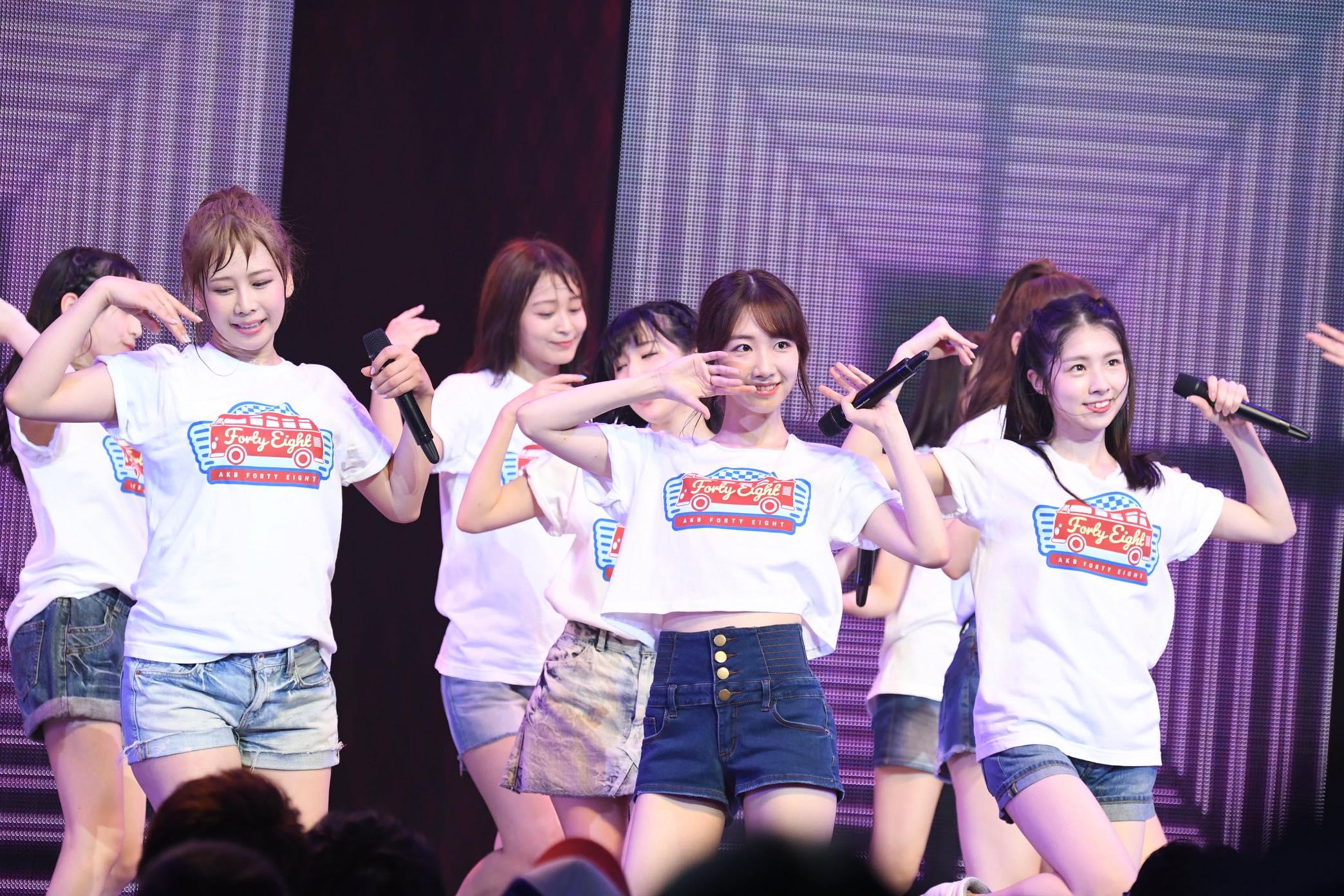 AKB48全国ツアー「神奈川公演」開催、チームBとチーム4のパワーが炸裂!【写真17枚】の画像007