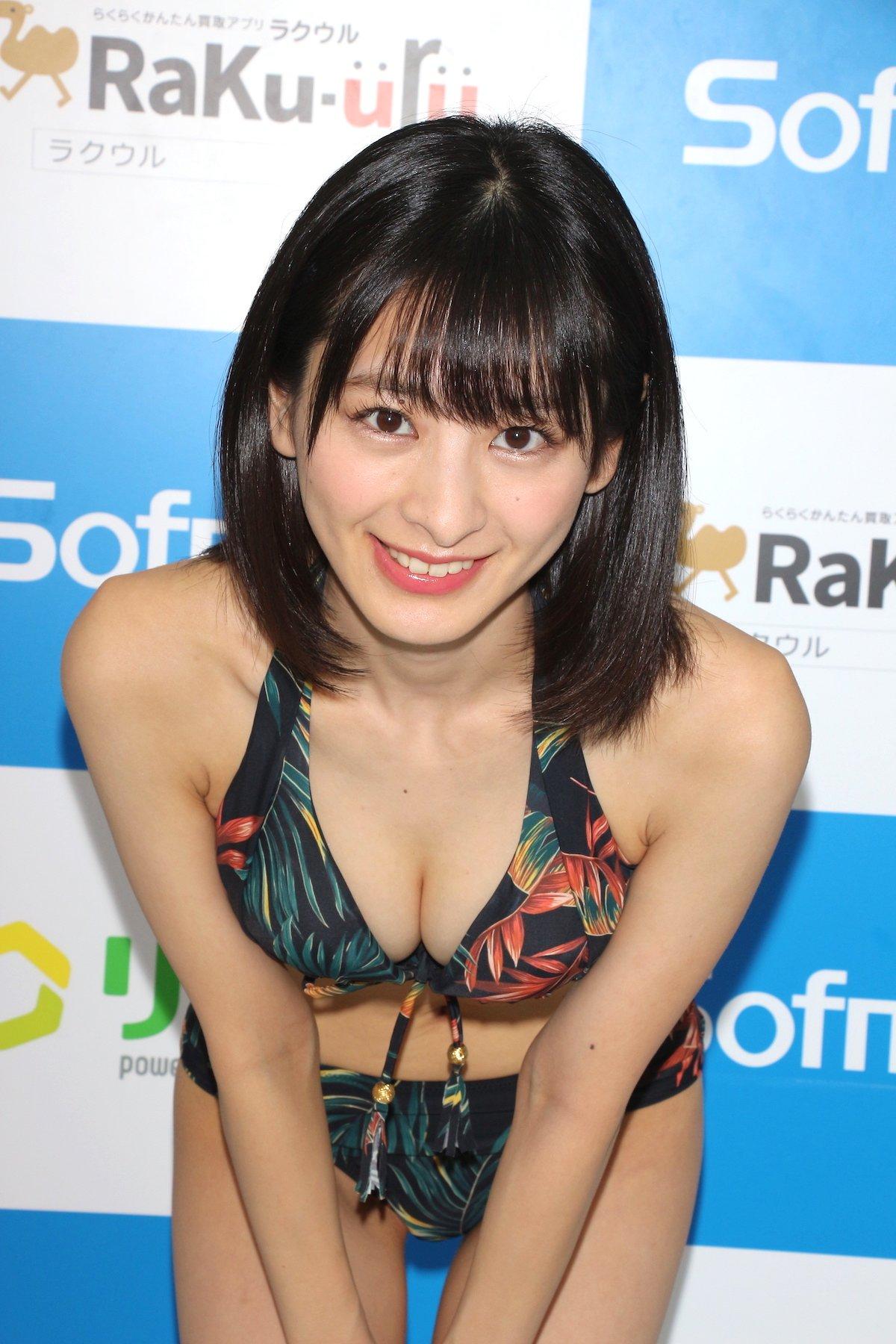 牧野澪菜「144cmのセクシーボディ」スクール水着でやらかしちゃった【画像61枚】の画像037