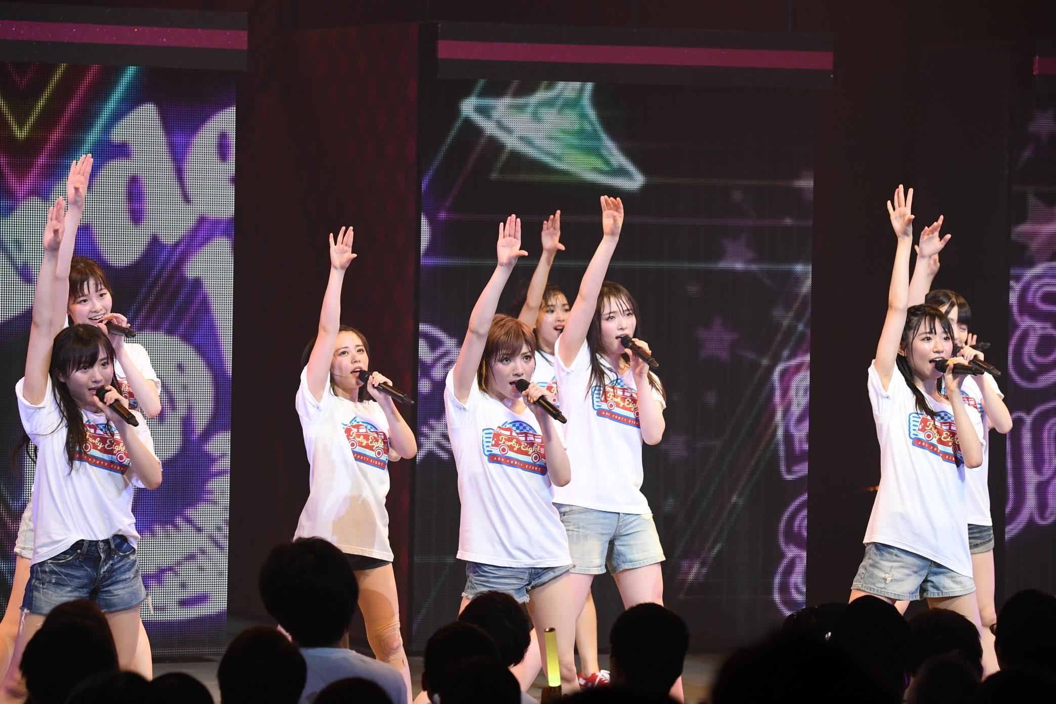 AKB48全国ツアー「神奈川公演」開催、チームBとチーム4のパワーが炸裂!【写真17枚】の画像015