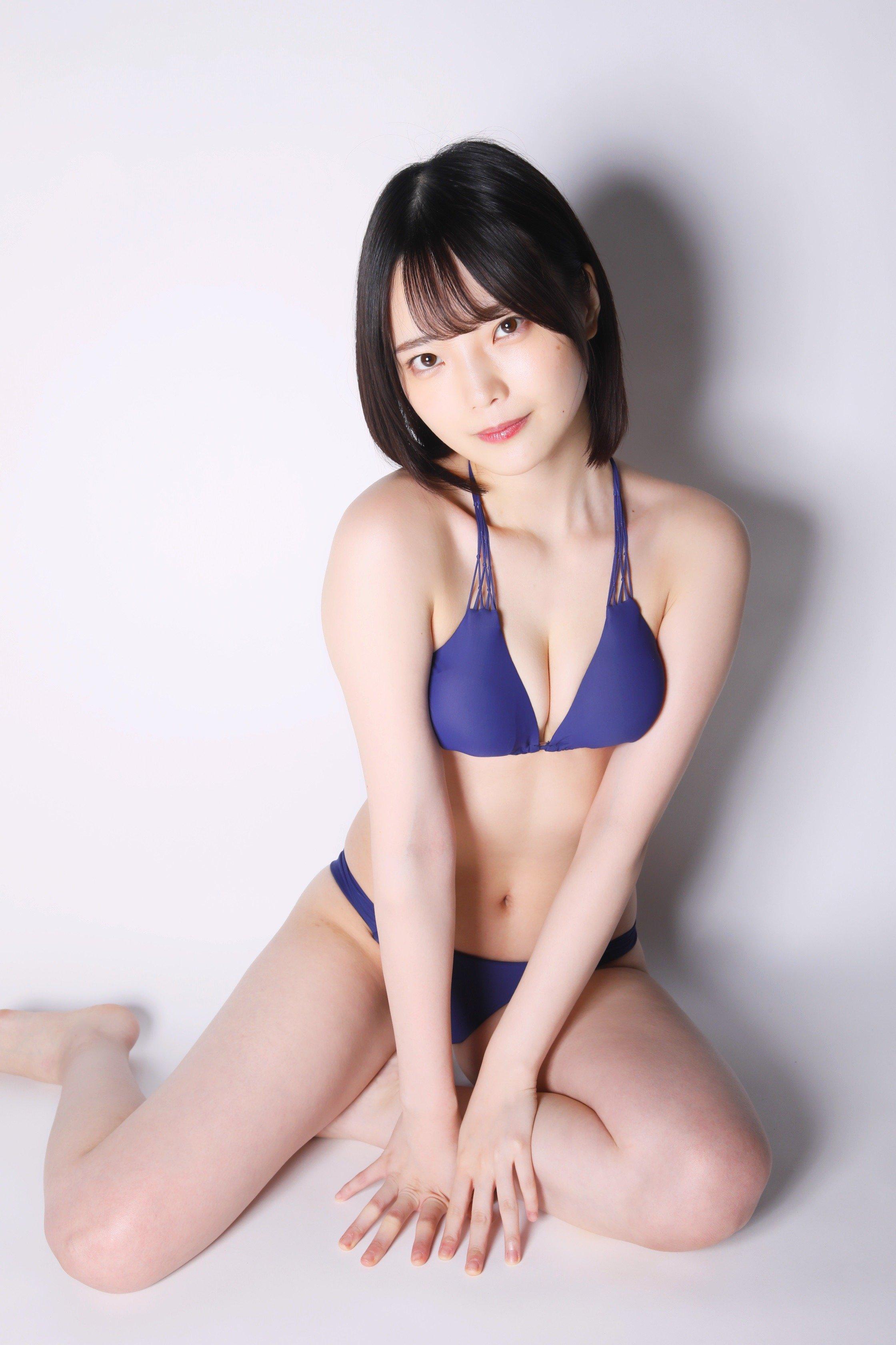 新谷姫加「こんなにセクシーな水着は初めて」【画像3枚】の画像002