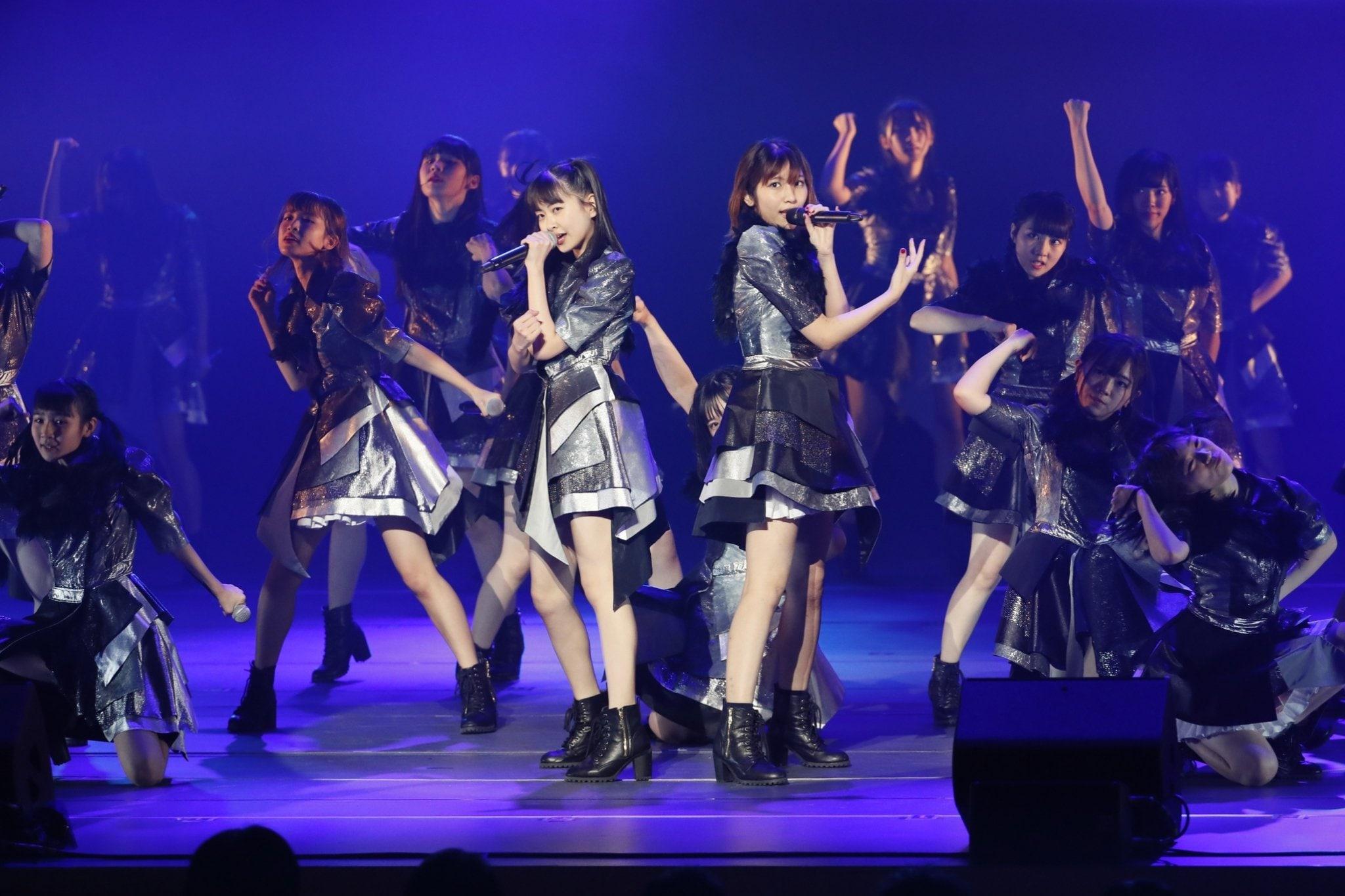 HKT48の若手メンバー、〈F24〉の公演が満員御礼!【写真20枚】の画像014