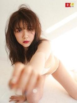 【本誌未公開】HKT48村重杏奈さん編<EX大衆1月号>の画像
