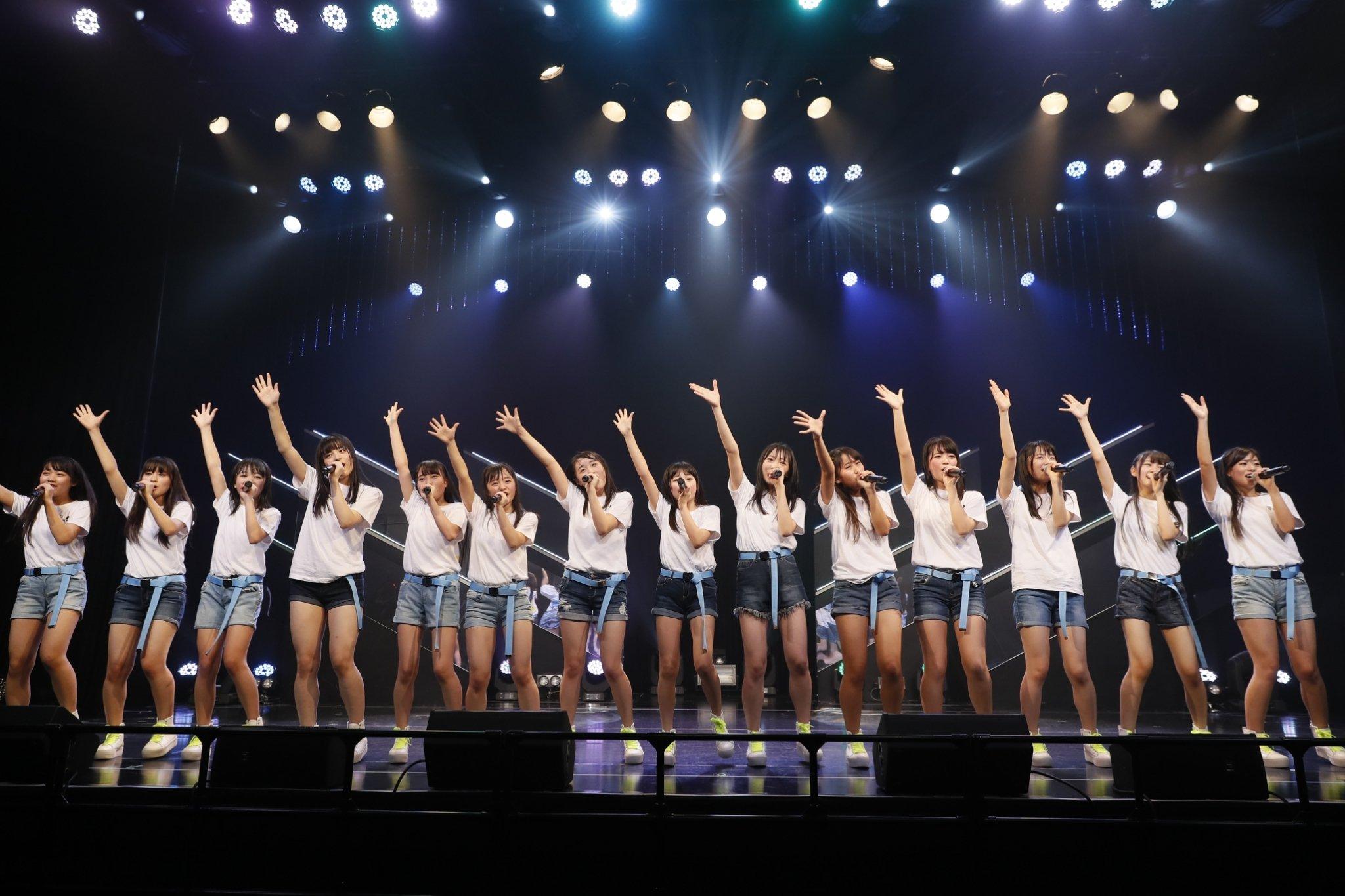HKT48研究生初の公演「脳内パラダイス」が開幕!【写真15枚】の画像001