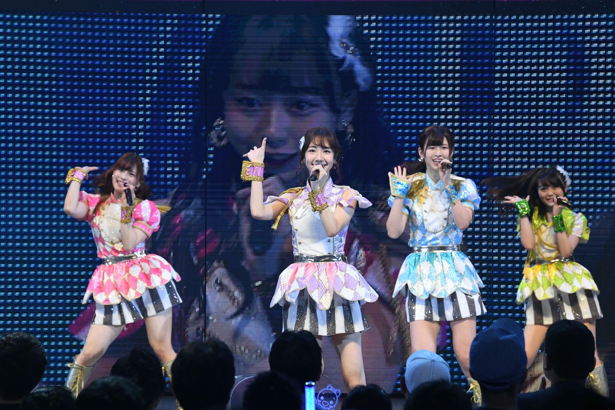 AKB48全国ツアー「神奈川公演」開催、チームBとチーム4のパワーが炸裂!【写真17枚】の画像001