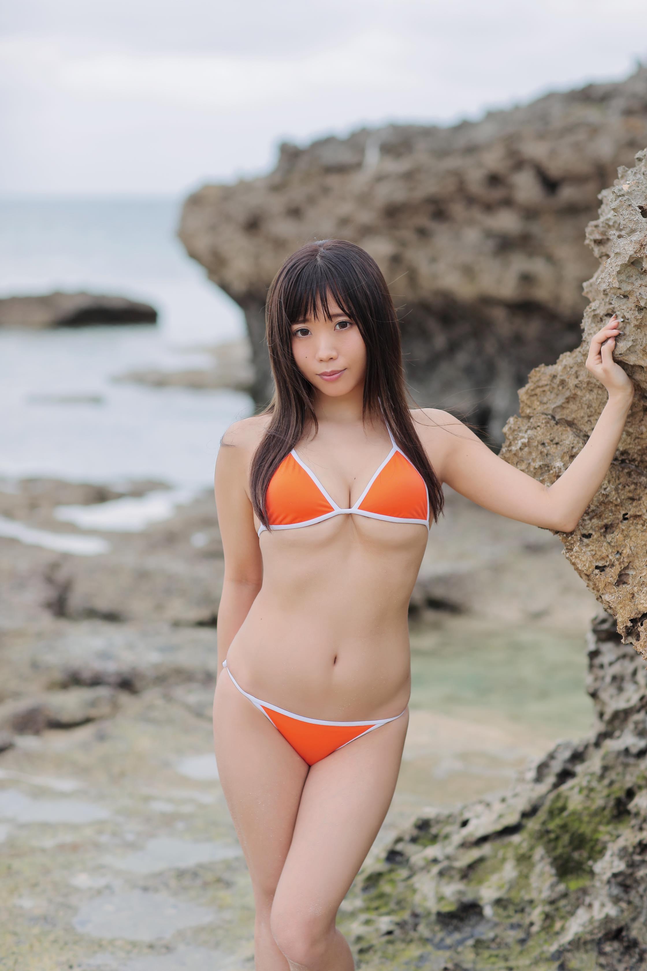 福田琴美「下乳女王」を狙う次世代ルーキーが登場!【写真9枚】の画像001