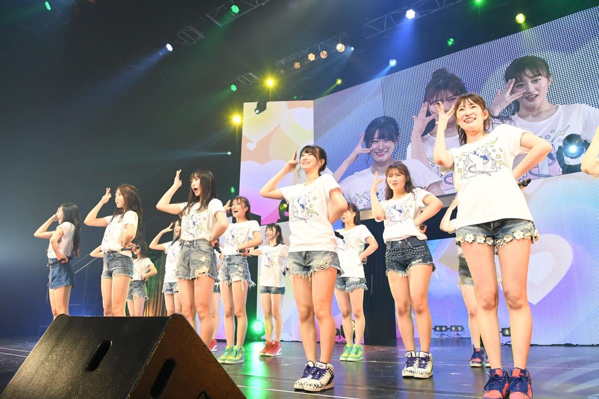NMB48選抜メンバーコンサートの画像5