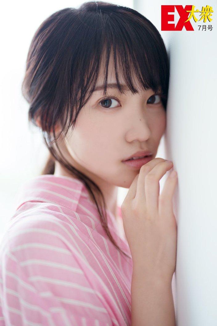 欅坂46松田里奈