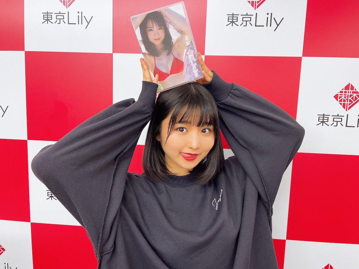 倉沢しえり「清楚なお嬢様系女優」が満を持してグラビアDVDデビュー!【画像9枚】の画像004