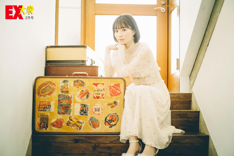 HKT48駒田京伽の本誌未掲載カット5枚を大公開!【EX大衆2月号】の画像004
