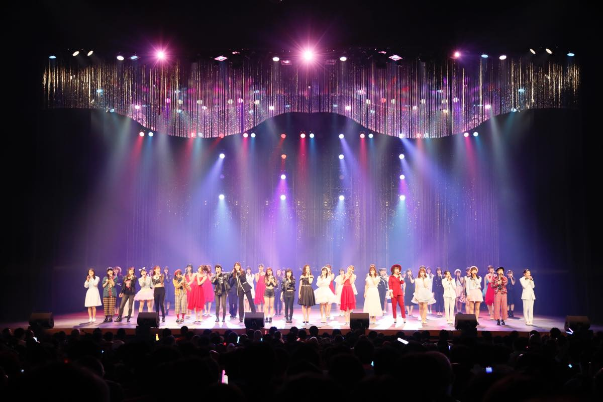 HKT48が8周年前夜祭コンサート「8周年だよ!HKT48の令和に昭和な歌合戦~みんなで笑おう八っ八っ八っ八っ八っ八っ八っ八っ(笑)~」を開催!の画像013