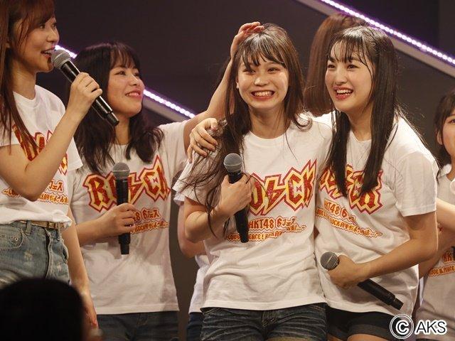 HKT48が「研究生全員の昇格」を発表!の画像001
