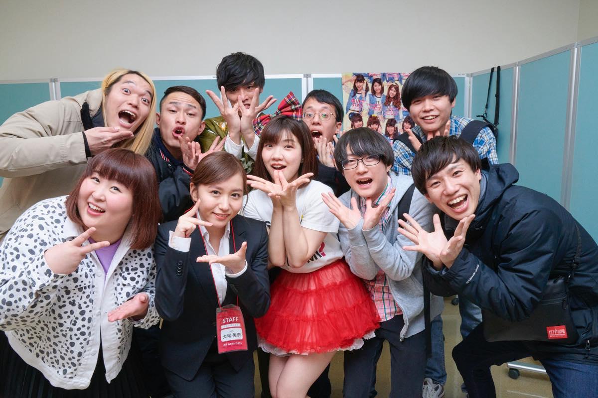 """実はコント大好き・SKE48大場美奈「ダンスの手数が多くて""""何を覚えさせてんだよ~""""って思いました」【写真23枚】独占告白1/4の画像004"""
