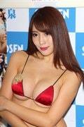 森咲智美の水着画像20