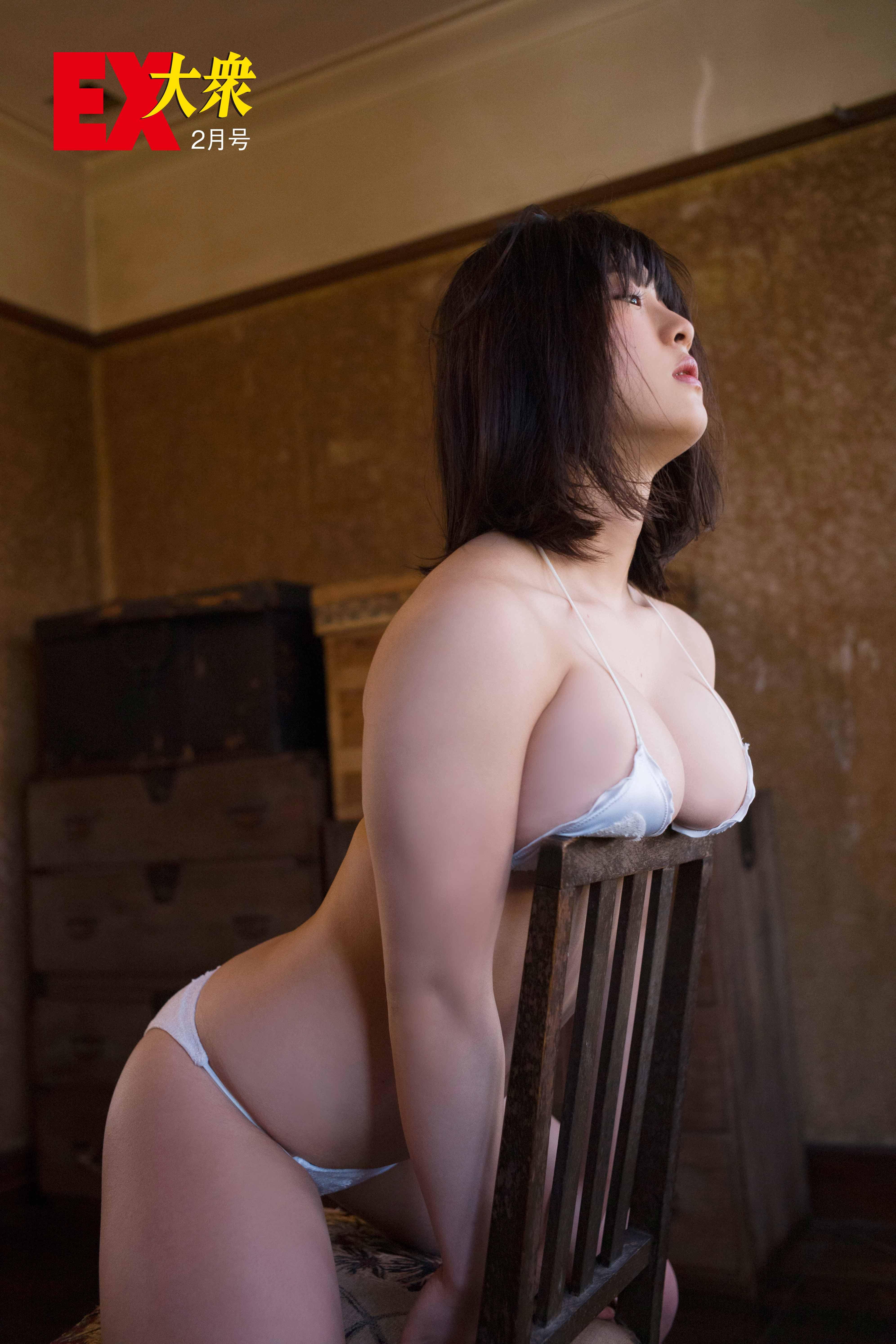 大間乃トーコ「今野杏南さんを見て本当にけしからんと思って(笑)、そこから一気にグラビアにハマったんです」【独占告白2/9】【画像6枚】の画像003