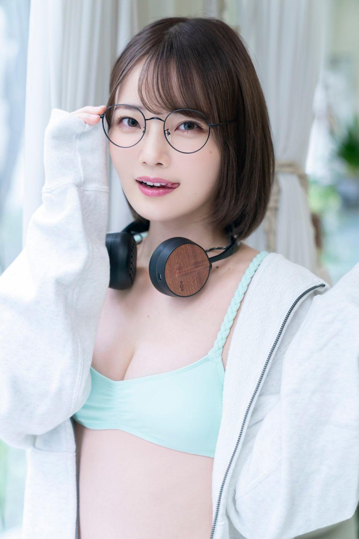 新谷姫加「透明感美少女」『ヤングアニマル』のアザーカット大公開!【画像6枚】の画像001