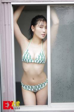 西野未姫の本誌未掲載カット7枚を大公開!【EX大衆11月号】の画像