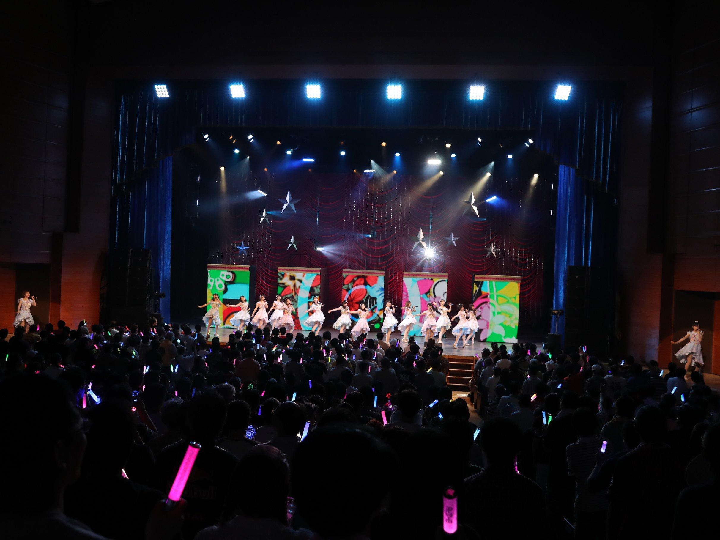 AKB48メンバーが浴衣で登場!4年ぶりのツアーがスタート【写真8枚】の画像002