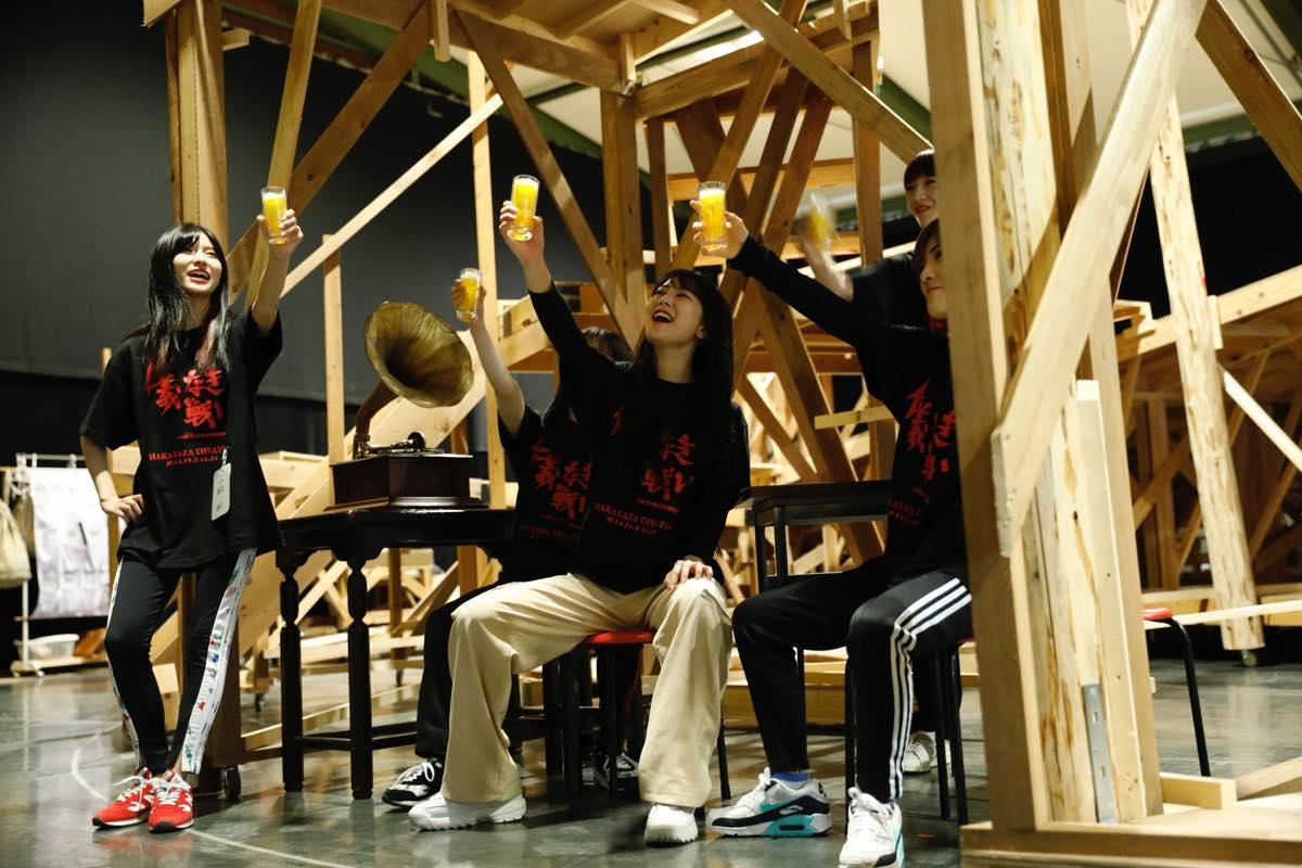 AKB48グループメンバーが『仁義なき戰い』上演に向けて猛特訓中!【写真13枚】の画像013