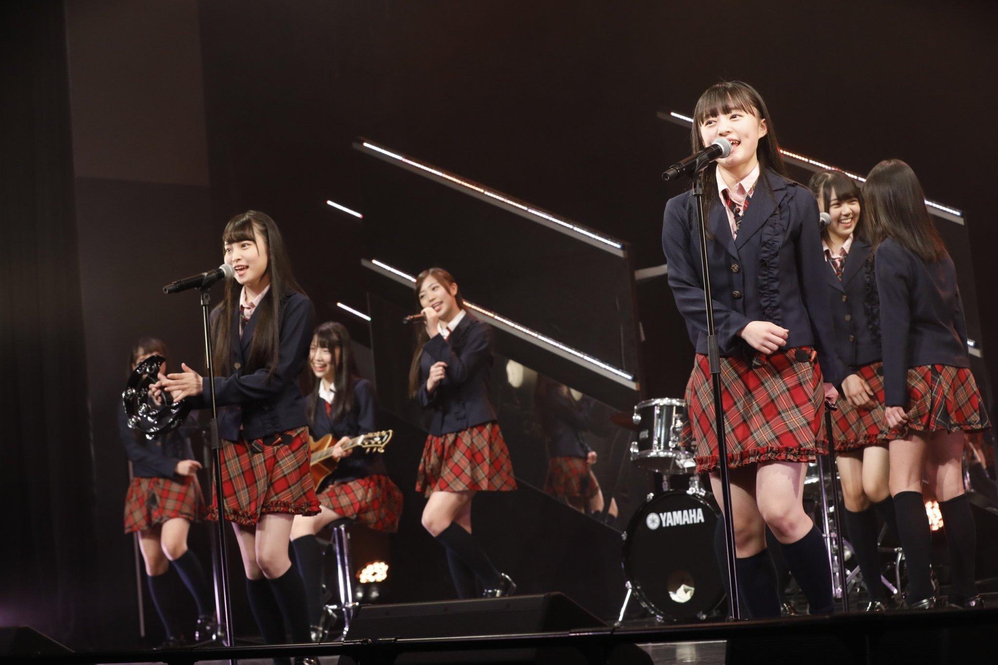 HKT48研究生初の公演「脳内パラダイス」が開幕!【写真15枚】の画像006