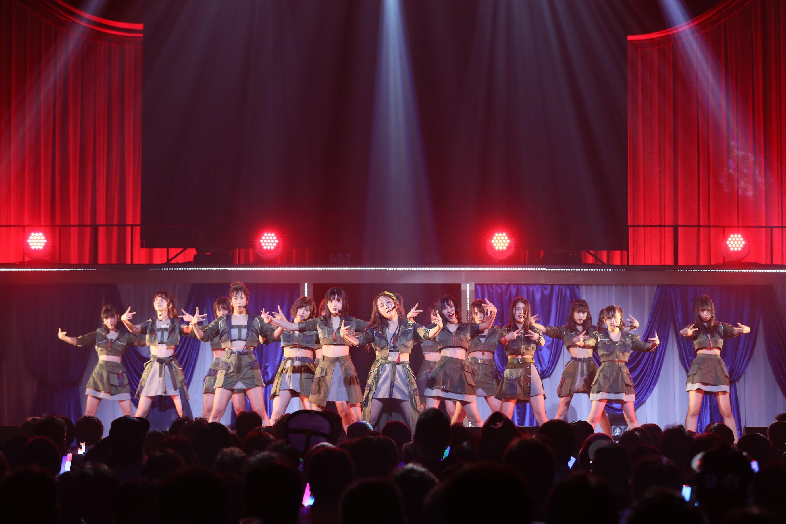 AKB48チームB単独コンサートで「大家志津香が体力の限界」に!?【写真7枚】の画像005