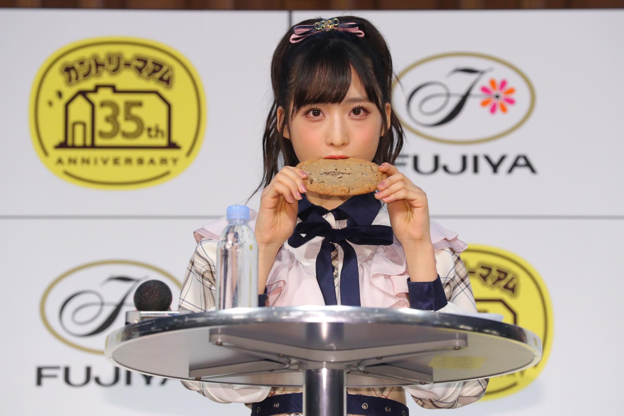 AKB48小栗有以「タピオカミルクティー味」をカントリーマアムの新味に提案【写真32枚】の画像007