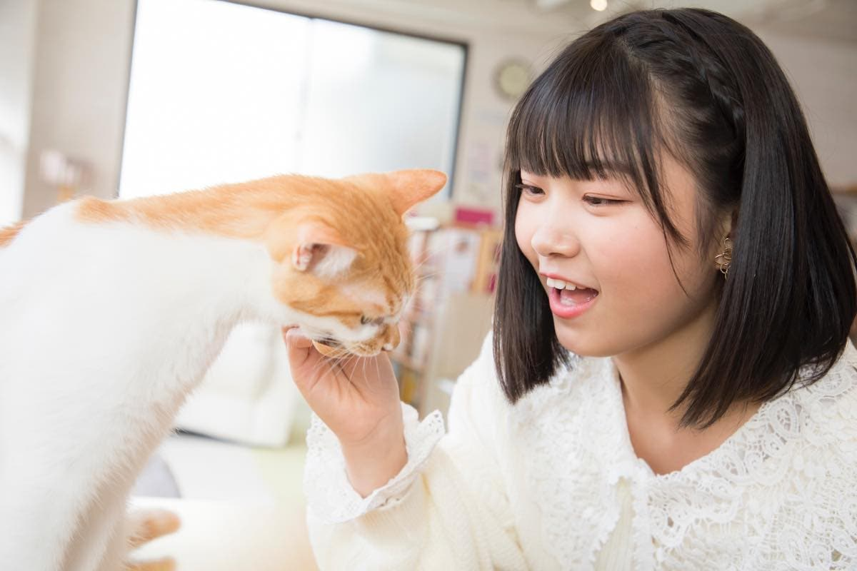 小澤愛実「猫に愛されることはできるのか」【写真48枚】【連載】ラストアイドルのすっぴん!vol.19の画像001