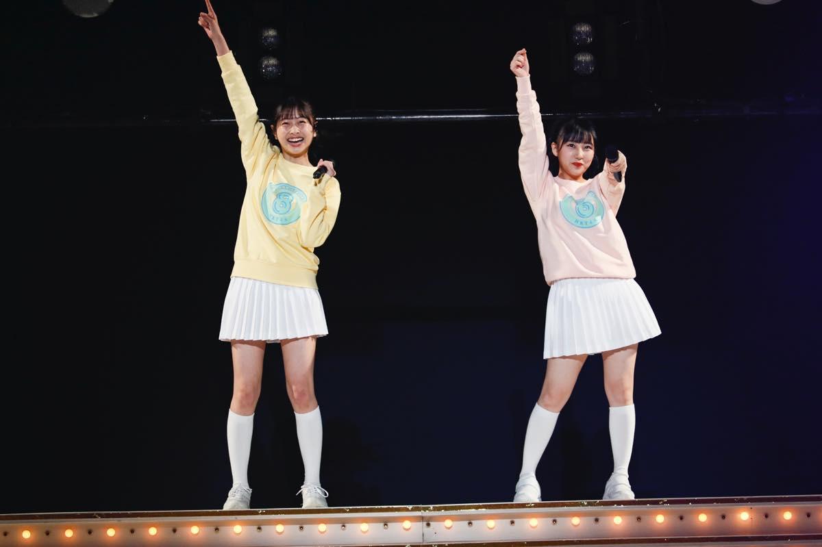 HKT48が8周年前夜祭コンサート「8周年だよ!HKT48の令和に昭和な歌合戦~みんなで笑おう八っ八っ八っ八っ八っ八っ八っ八っ(笑)~」を開催!の画像014