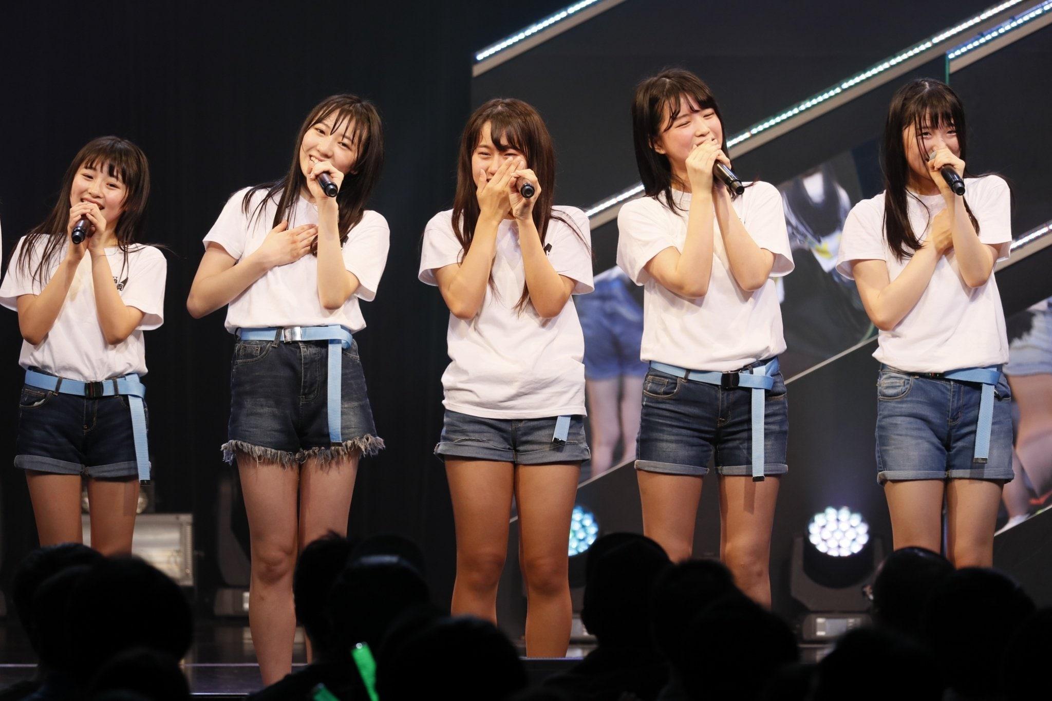 HKT48研究生初の公演「脳内パラダイス」が開幕!【写真15枚】の画像003