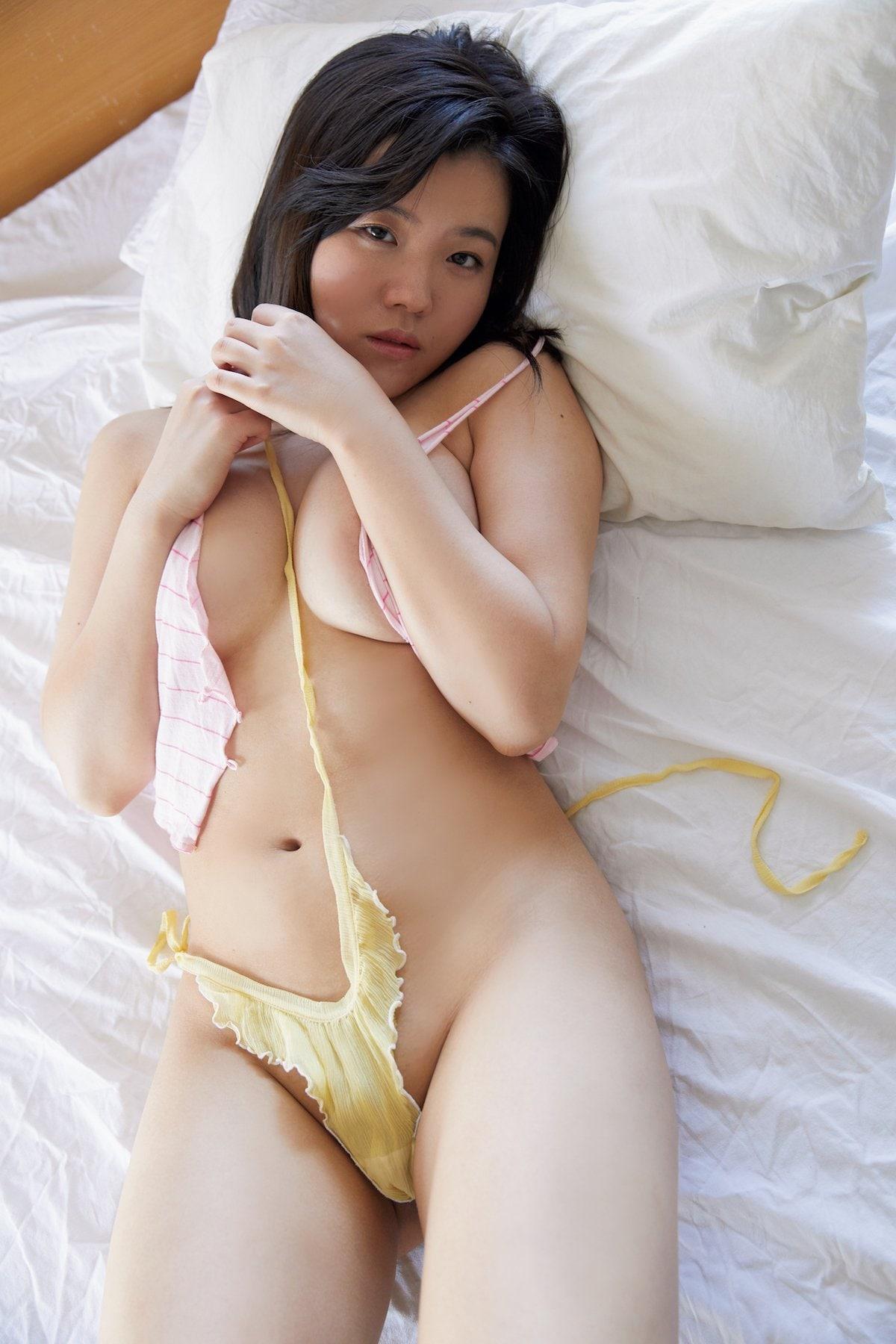 桜田なな「Gカップの生徒会長」が過激衣装で誘惑!【画像6枚】の画像001