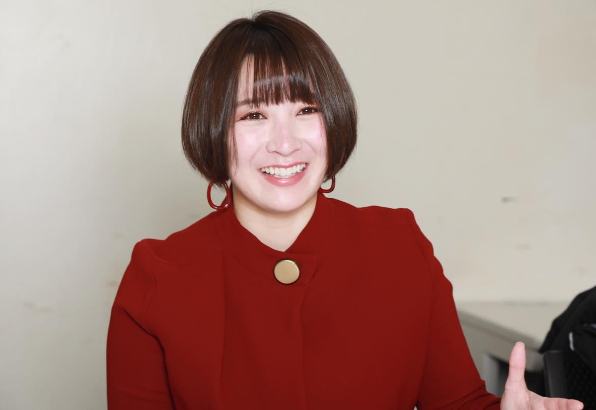 「105cmバスト」紺野栞の画像2