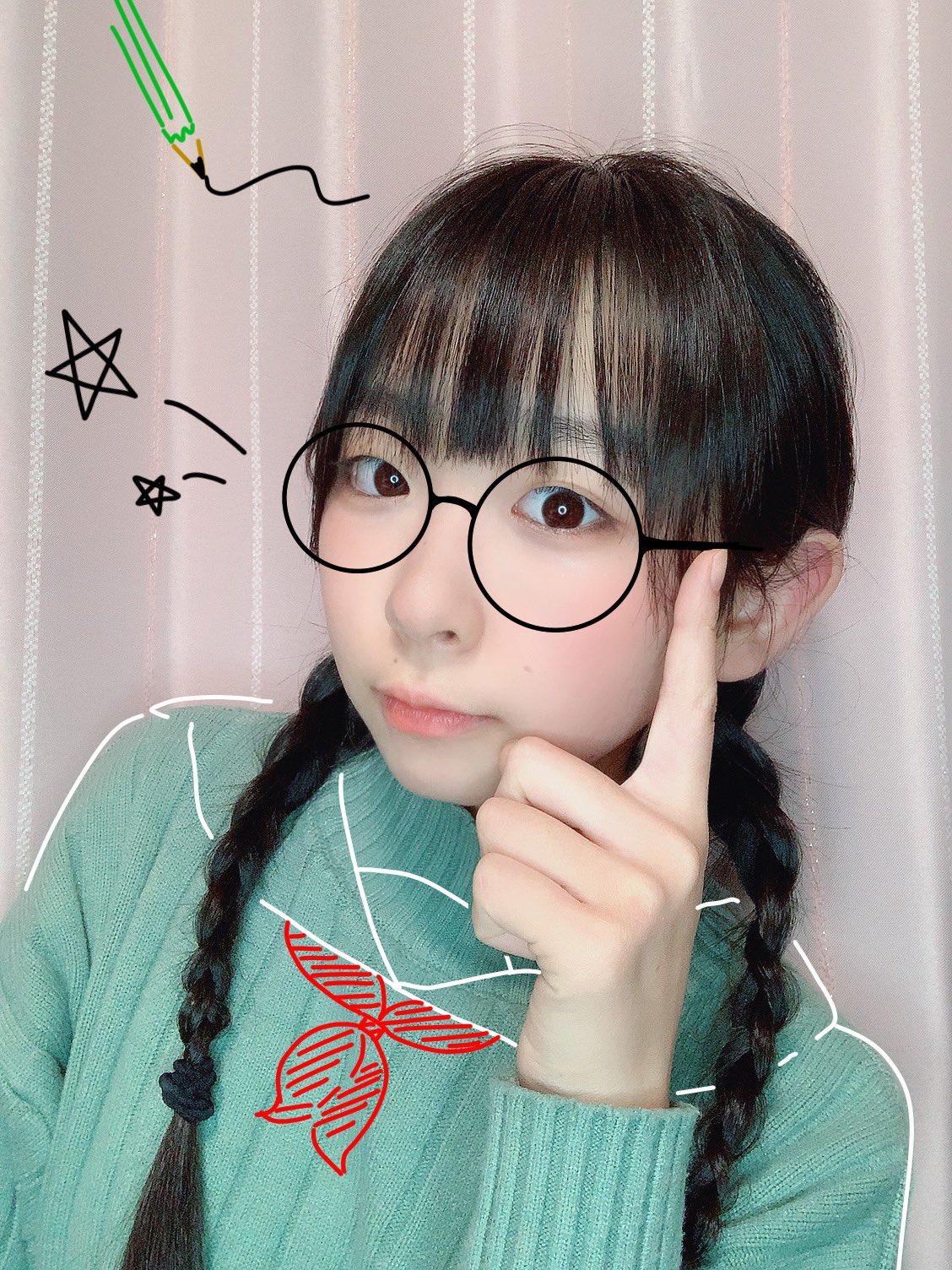 でんぱ組.inc高咲陽菜「どっちの写真が好き?」ギャップありすぎな様子が可愛い…【画像2枚】の画像002
