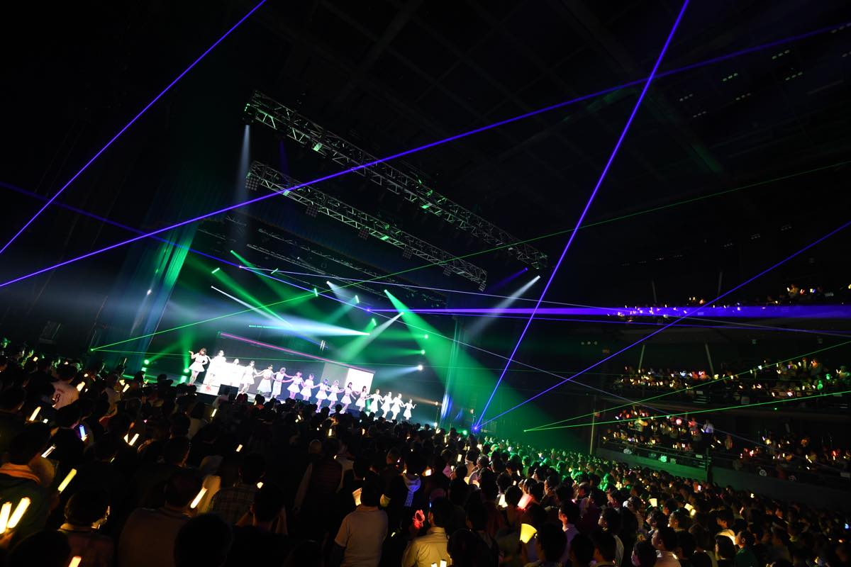 AKB48全国ツアー2019~楽しいばかりがAKB!~チームツアーファイナル公演レポート【写真28枚】の画像005