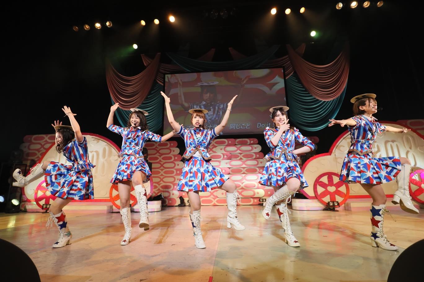 AKB48チーム8大阪公演開催、OGメンバーも集結!【写真22枚】の画像012