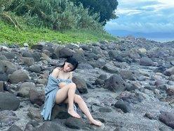 """NMB48上西怜「あなたも""""見つけれーちゃん""""する?」写真集のメイキングムービー発売が決定【画像2枚】の画像"""