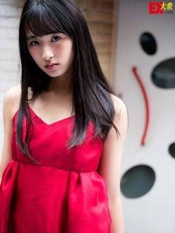 【本誌未公開】HKT48松本日向さん編<EX大衆12月号>の画像