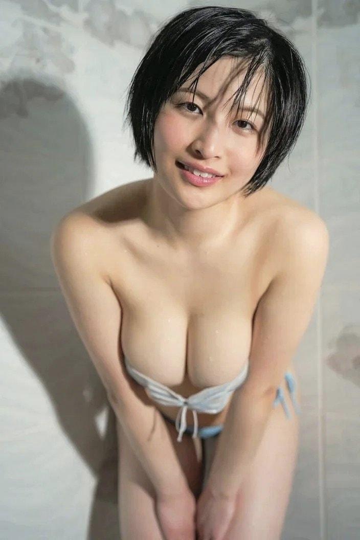 """4位は""""NMB48""""加藤夕夏、1位はフィギュアボディ美女!「水着コンテンツ」人気ランキング2021年8月編の画像008"""