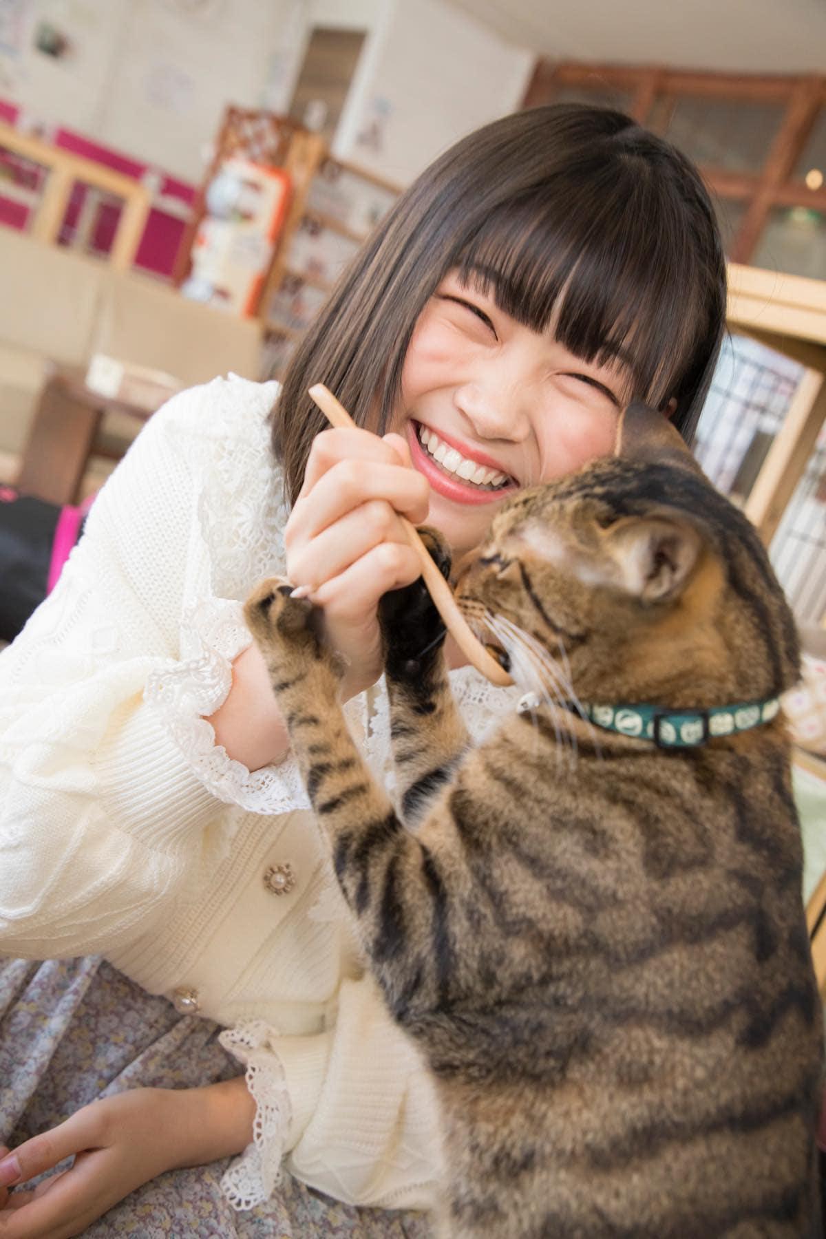 小澤愛実「猫に愛されることはできるのか」【写真48枚】【連載】ラストアイドルのすっぴん!vol.19の画像005