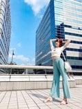紗雪「優勝決定の全身ショット」スレンダーな美ボディ【画像3枚】の画像003
