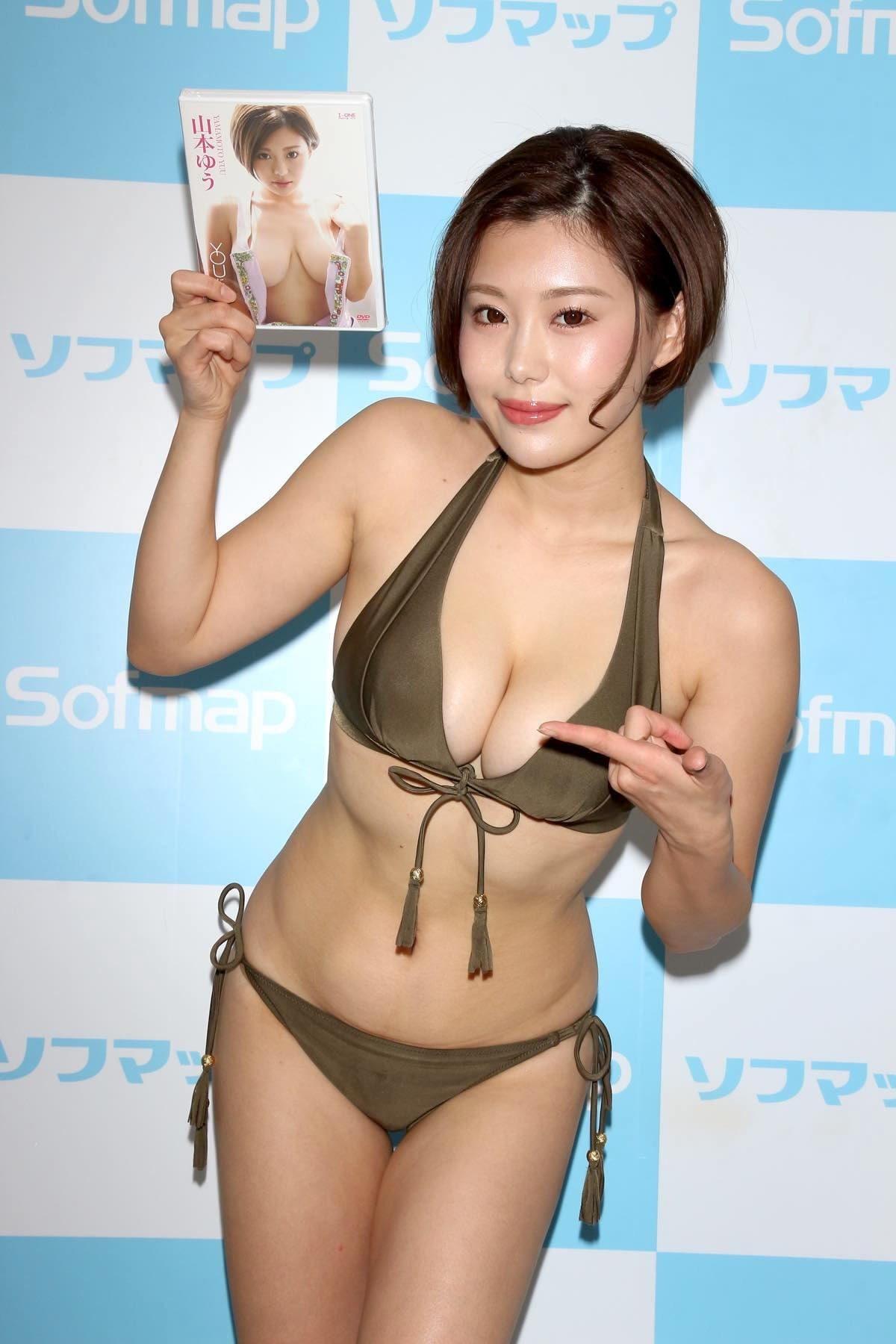 山本ゆうのグラビア水着ビキニ画像37