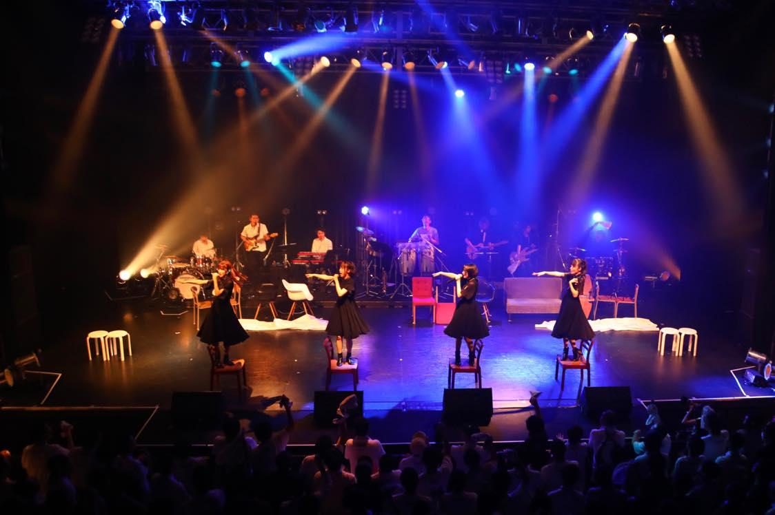 nuance「2バンドセット」でワンマンライブを開催【写真7枚】の画像006
