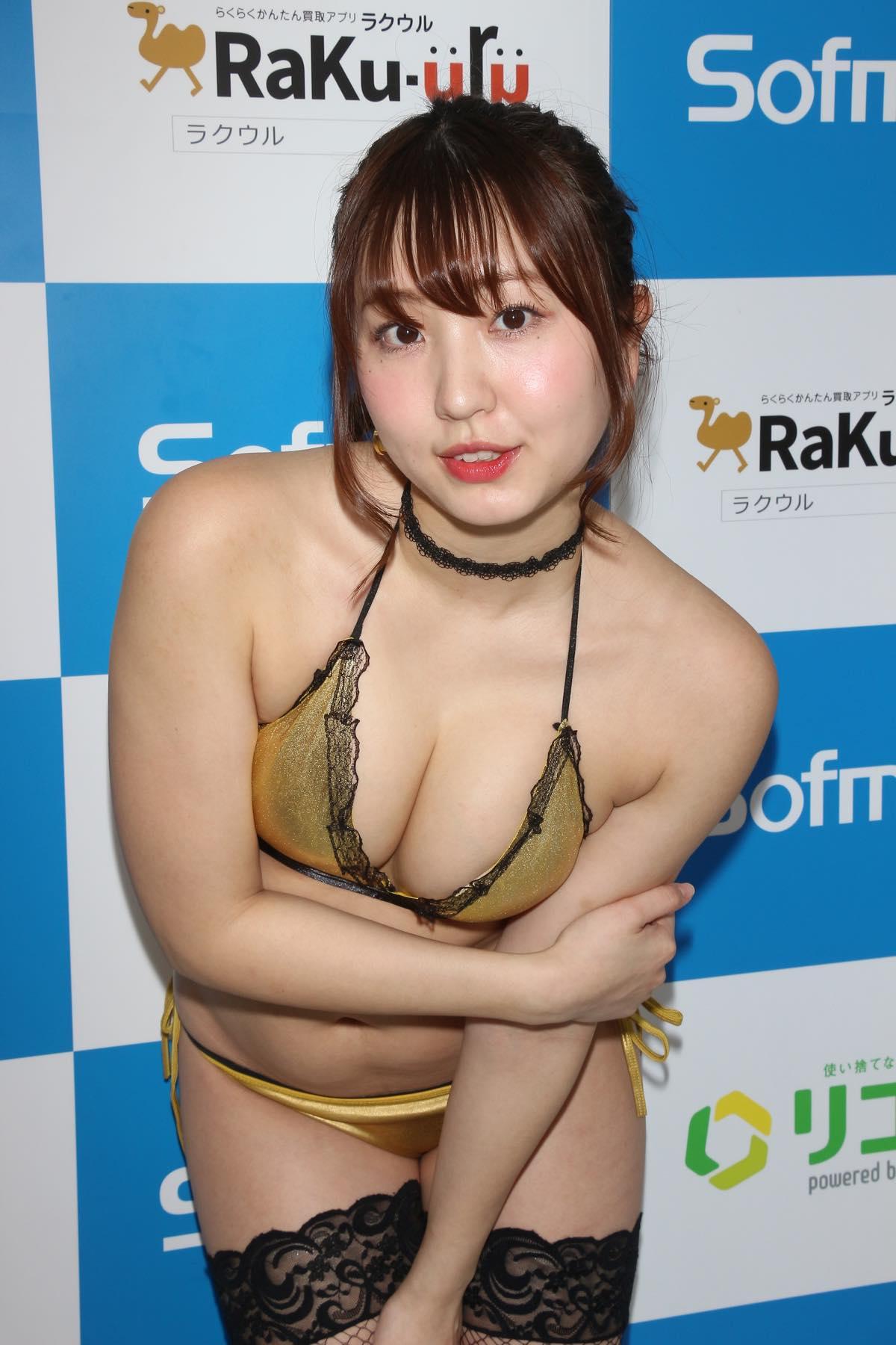 椎名香奈江のグラビア水着ビキニ画像021