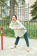 めがね(丸尾佳代 役)が語る「『ハイポジ』の現場」【写真14枚】『ハイポジオフィシャルブック』発売記念インタビュー!の画像001