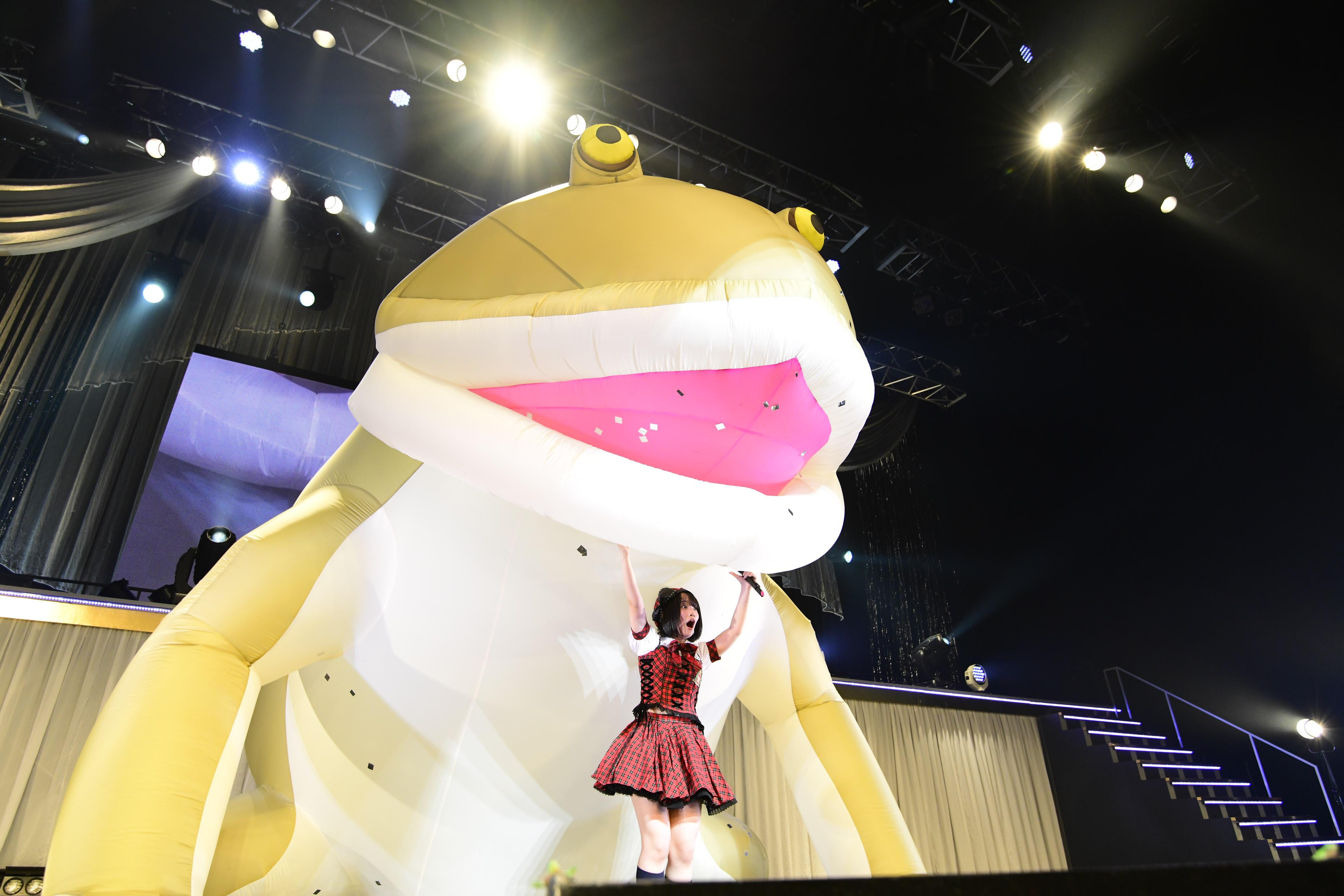 AKB48矢作萌夏、ソロコンサートで「卒業した姉の手紙」に涙!【写真10枚】の画像010