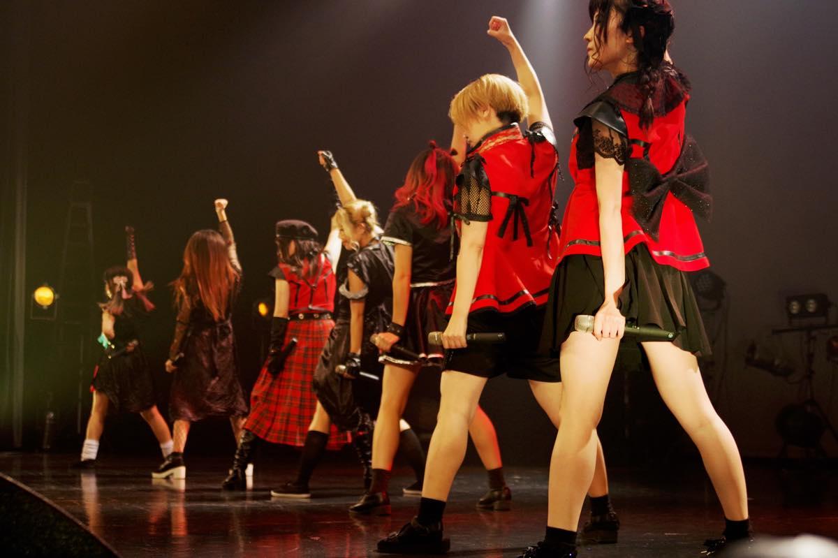 """めろん畑 a go go""""ロッキンなマスクアイドル""""が、新たな仲間とワンマンライブを開催!【写真22枚】の画像022"""