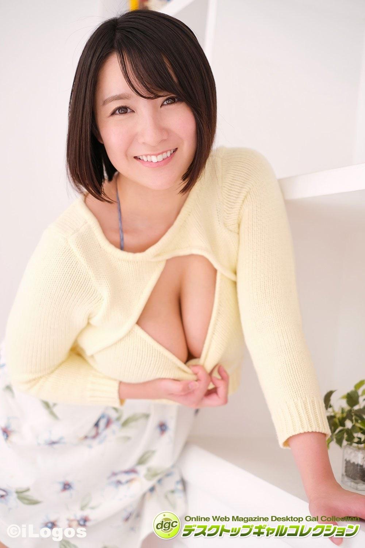 紺野栞「どデカすぎる」90cmバストがまんまる!【写真5枚】の画像003