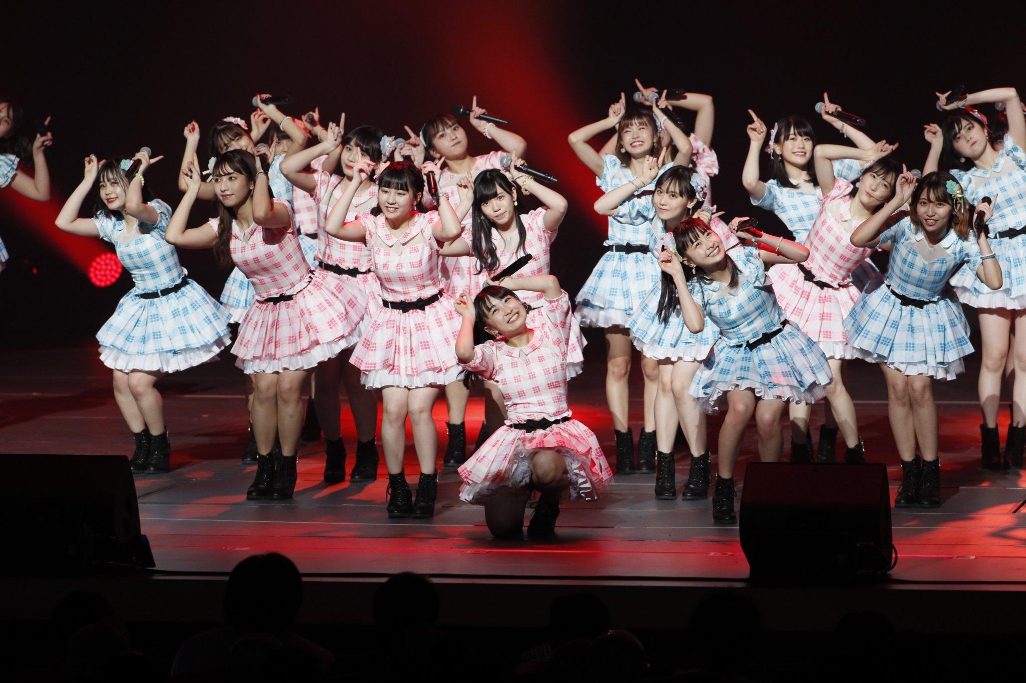 HKT48の若手メンバー、〈F24〉の公演が満員御礼!【写真20枚】の画像012