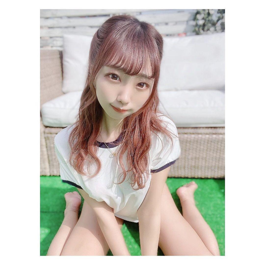 元NMB48肥川彩愛「エッチすぎる課外授業」体育着をたくし上げるとそこには…【画像3枚】の画像003