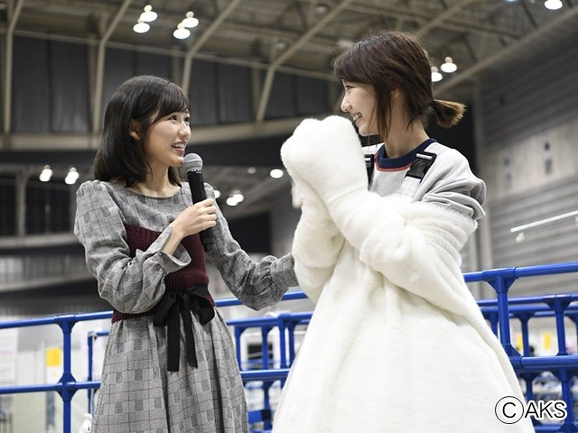 渡辺麻友「AKB48最後の握手会」で、まさかのサプライズ!の画像004